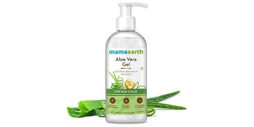Mamaearth Aloe Vera Gel