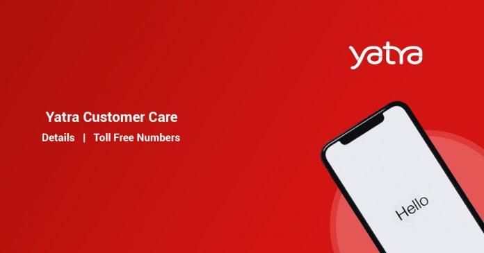 Yatra Customer Care