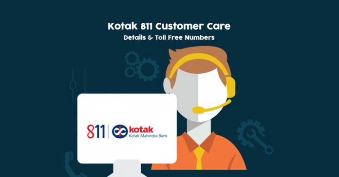 Kotak 811 Customer Care