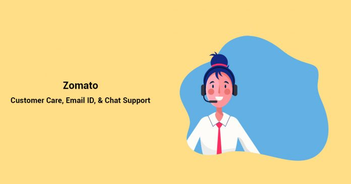 Zomato Customer Care Number