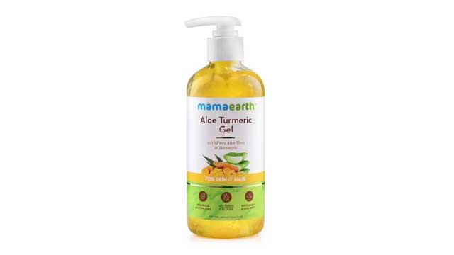 Mamaearth Aloe Turmeric Gel