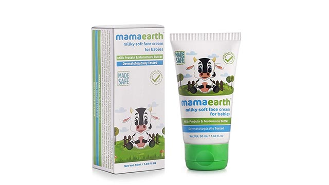 Mamaearth Baby Face Cream
