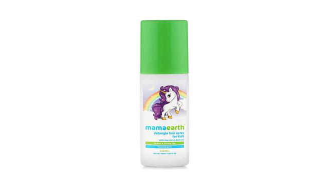 Detangle Hair Spray For Kids