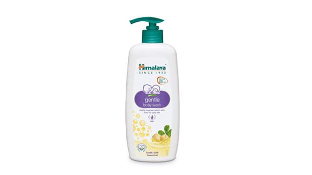 Himalaya Gentle Baby Wash