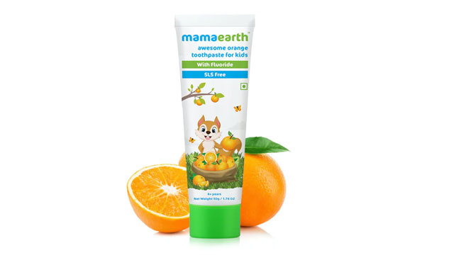 Sulfate Free Awesome Orange Toothpaste