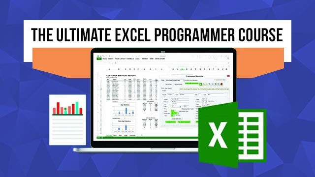 Excel Programmer Course