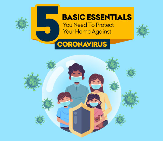 Basic Essentials You Need To Protect Your Home