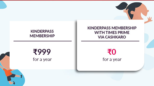 KinderPass Membership for Free