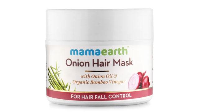 Mama Earth Onion Hair Mask
