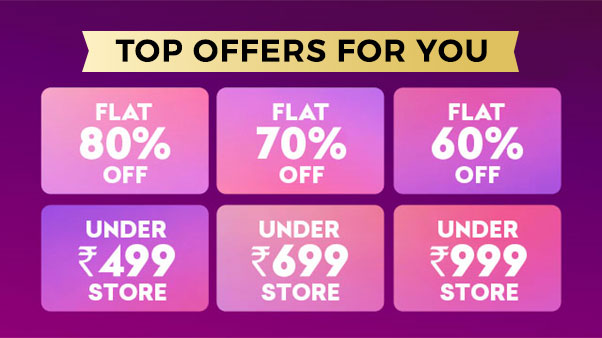 Myntra Top Offers