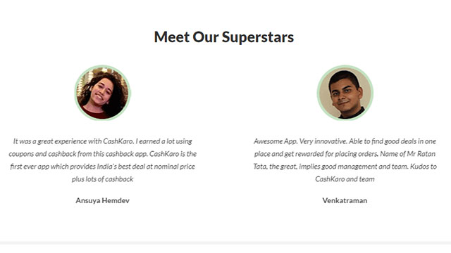 Meet our superstars