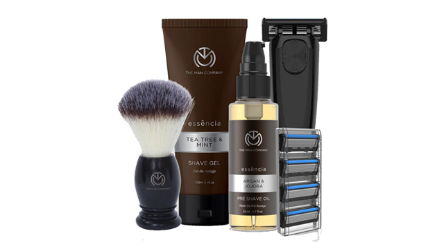 Father's Shavin' Special