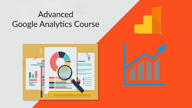 Advanced Google Analytics Course on Udemy