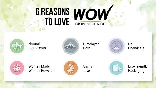 Reasons to Love Wow Products