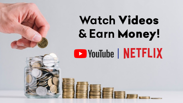 Get Paid By Watching Videos