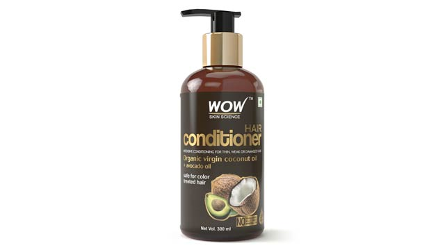 WOW Skin Science Hair Conditioner with Coconut & Avocado Oil