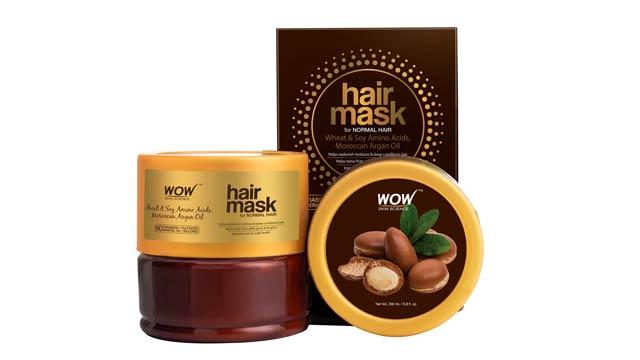 WOW Skin Science Moroccan Argan Oil Hair Mask