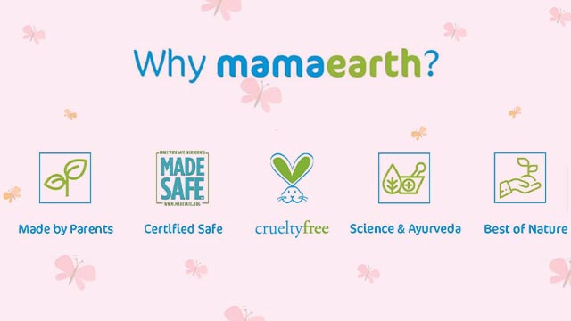 Why use Mamaearth Products