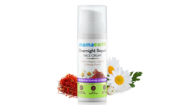 Mamaearth Overnight Repair Face Cream, 50ml