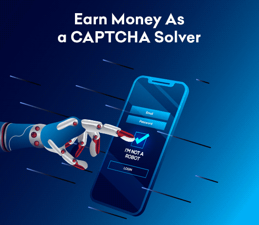 Earn Money as a CAPTCHA Solver