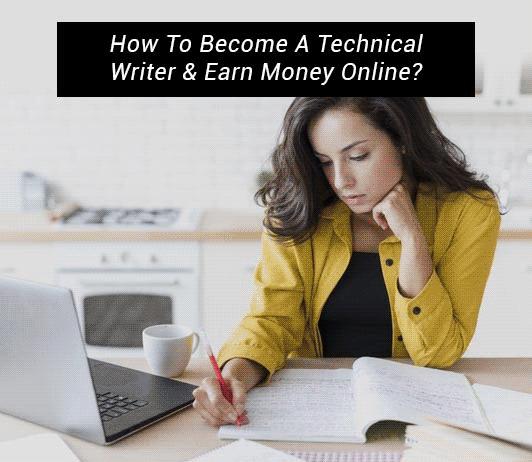 Earn through Technical writing