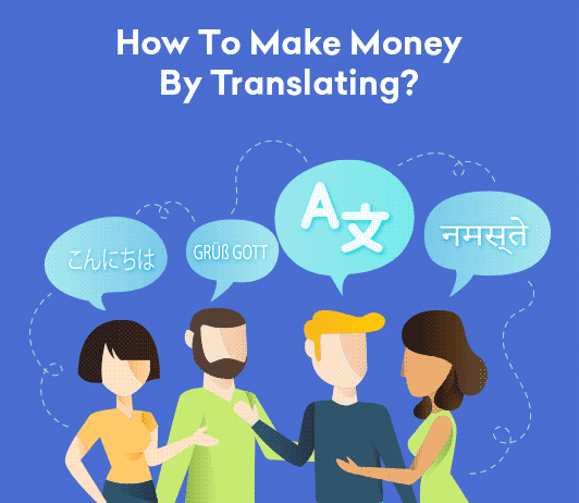 Make money by translating