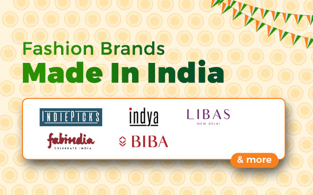Fashion Brands Made In India