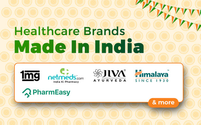Healthcare Brands Made In India