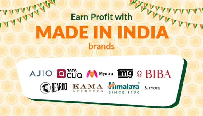 Earn Profit From Indian Brands