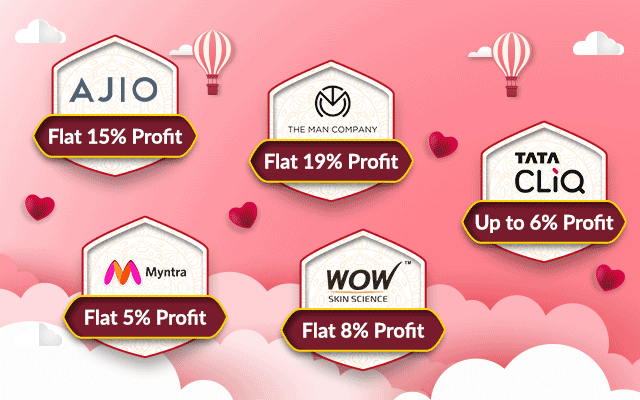 Valentine's Week Sales