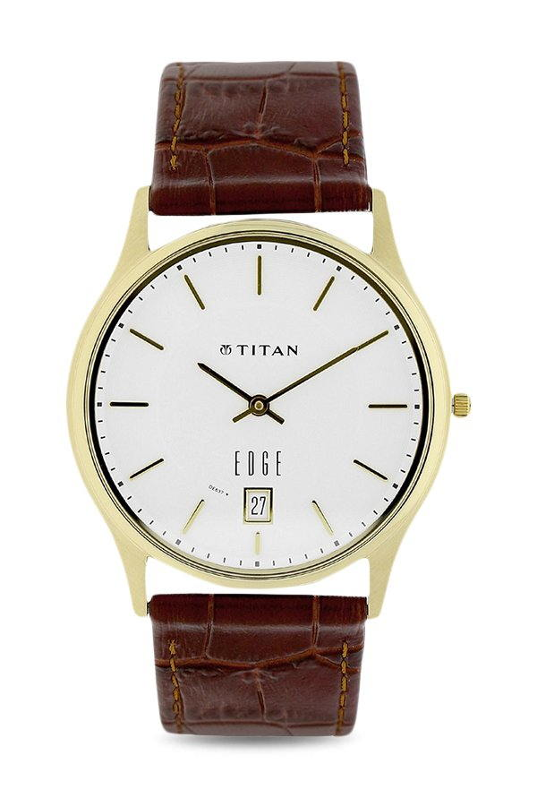 Titan Edge NK1683YL01A Analog Men's Watch (NK1683YL01A)
