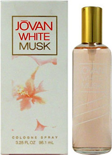 Jovan White Musk Eau De Cologne For Women 96 ml