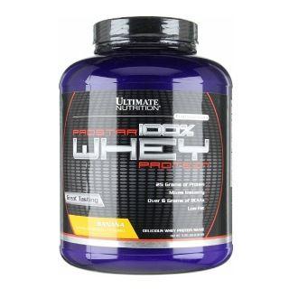 Ultimate Nutrition Prostar 100% Whey Protein (2.39Kg, Banana)