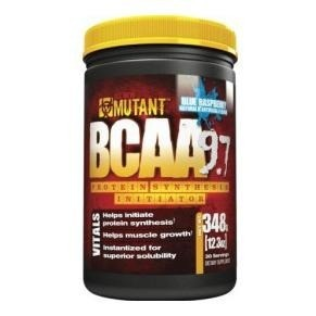 Mutant BCAA Powder (340gm, Raspberry)