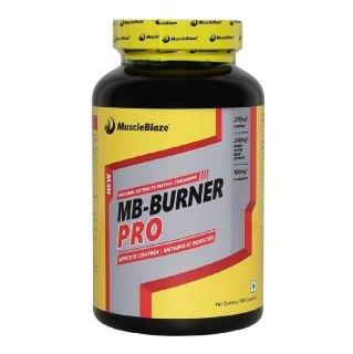 Muscleblaze Fat Burner Pro (90 Capsules) Unflavoured