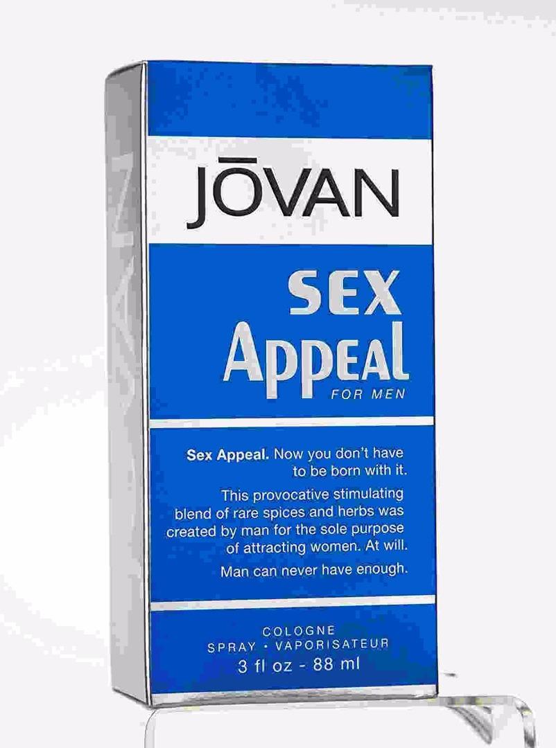 jovan musk sex appeal for men in Cambridgeshire