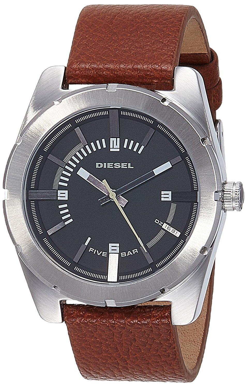 Diesel DZ1631 Analog Black Dial Men's Watch
