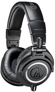 AudioTechnica ATH-M50 Headphones