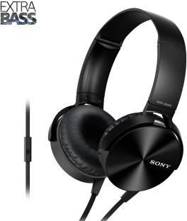 Sony MDR XB-450AP Headset