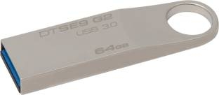 Kingston DataTraveler SE9 G2 64GB PenDrive (USB 3.0)