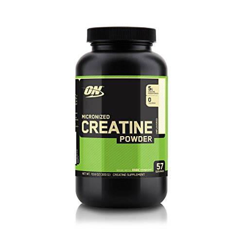 Optimum Nutrition Micro Creatine Powder (300gms, Unflavored)