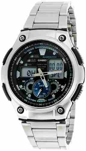 Casio Youth AD160 Combination Analog-Digital Watch (AD160)