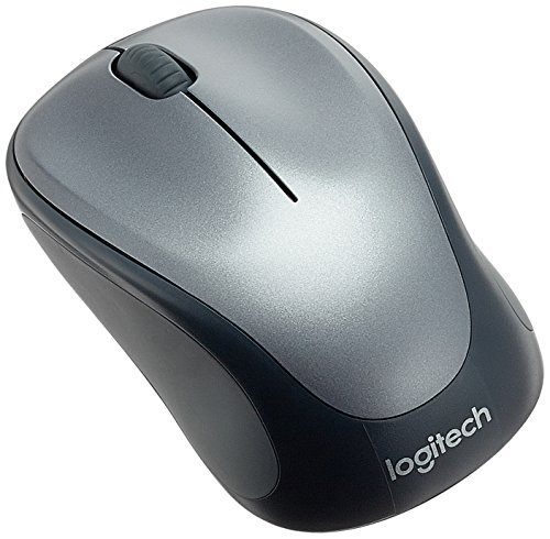 Logitech M235 Wireless Mouse, Grey