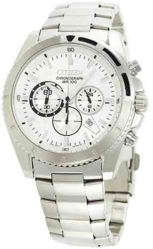 Citizen AN8010-55A Analog White Dial Men's Watch (AN8010-55A)