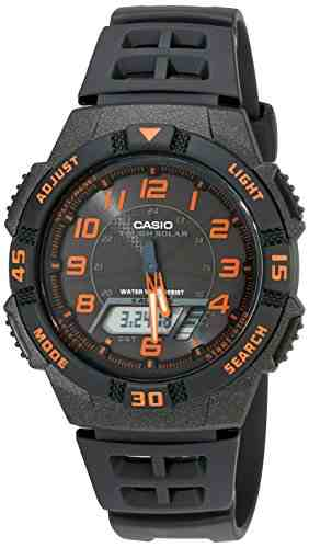 Casio Youth AD167 Combination Analog Watch (AD167)