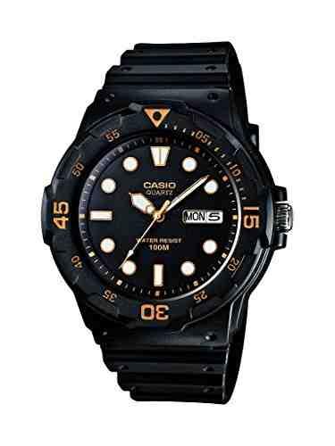 Casio Enticer MRW-200H-1EVDF (A596) Analog Black Dial Men's Watch (MRW-200H-1EVDF (A596))