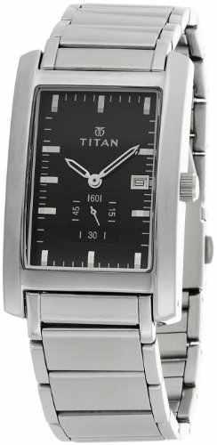 Titan NH9280SM02 Analog Watch (NH9280SM02)