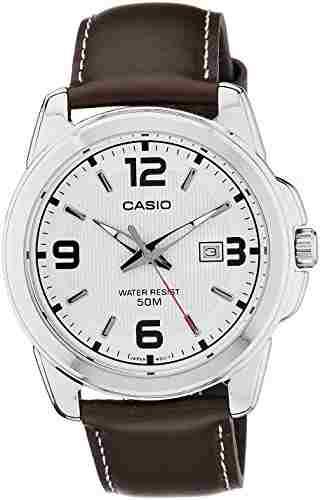 Casio Enticer MTP-1314L-7AVDF (A553) Analog Multi-Color Dial Men's Watch (MTP-1314L-7AVDF (A553))