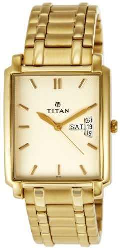 Titan NH1506YM01 Analog Watch (NH1506YM01)