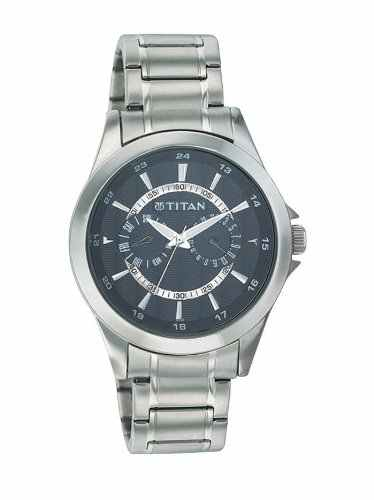 Titan Octane 9323SM02 Analog Watch (9323SM02)